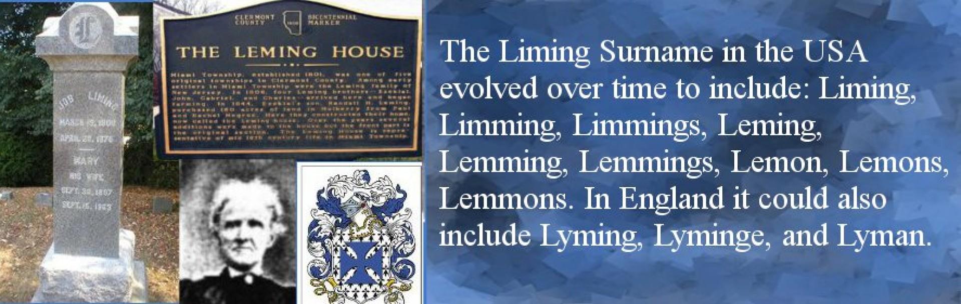 John Liming Society